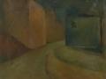 Paesaggio a Sirtori - 1963 - 50x60 - Ezio Barni