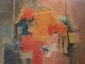 La meditazione - 1976 - 50x60 - Ezio Barni