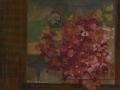 Finestra e fiori - 1973 - 50x60 - Ezio Barni