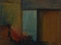 Interno disabitato - 1970 - 50x60 - Ezio Barni