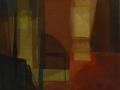 Interno e luce - 1972 - 50x60 - Ezio Barni