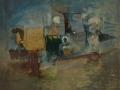Locomotion - 1970 - 60x50 - Ezio Barni