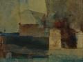 Poesia in soffitta - 1977 - 55x45 - Ezio Barni
