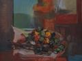 Incontro - 1981 - 70x70 - Ezio Barni