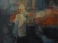 Contraddizione - 1987 - 60x60 - Ezio Barni