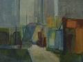 Molte cose - 1987 - 60x50 - Ezio Barni