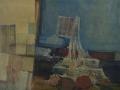 interno della ripresa - 1981 - 50x60 - Ezio Barni