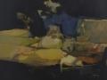 Composizione - 1993 - 70x60 - Ezio Barni