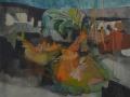 Zucchine - 1993 - 80x70 - Ezio Barni
